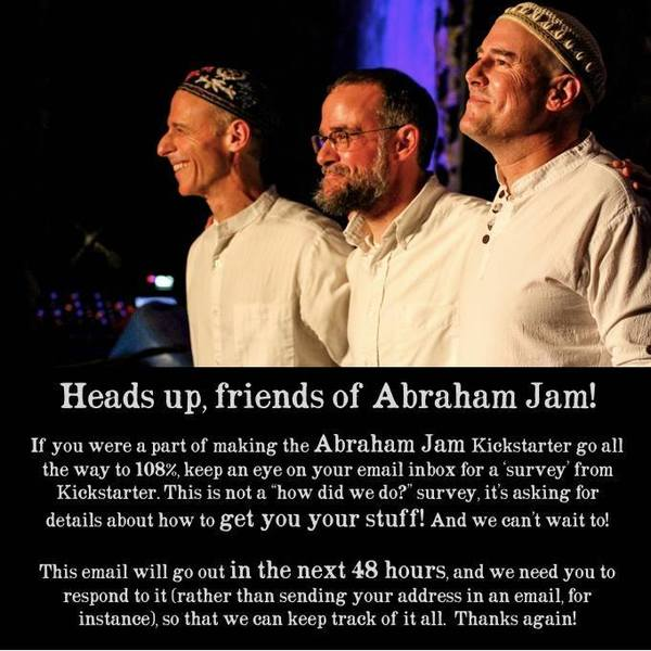 June 2018 Abraham Jam at 94  all or nothing