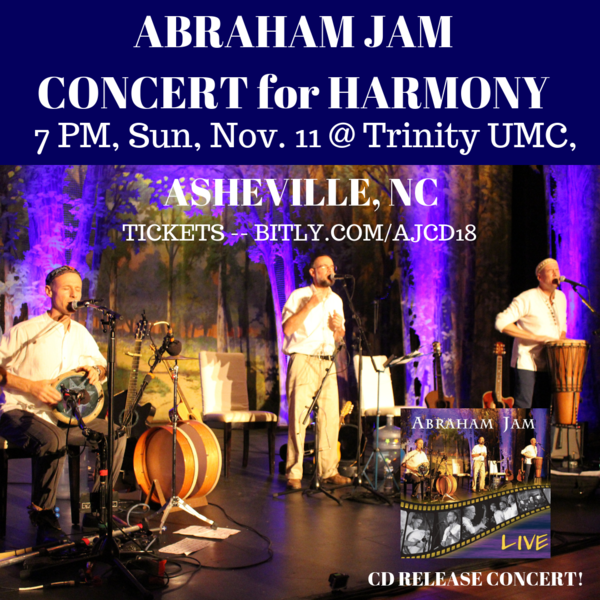 CONCERT for HARMONY  Reserve your seat now