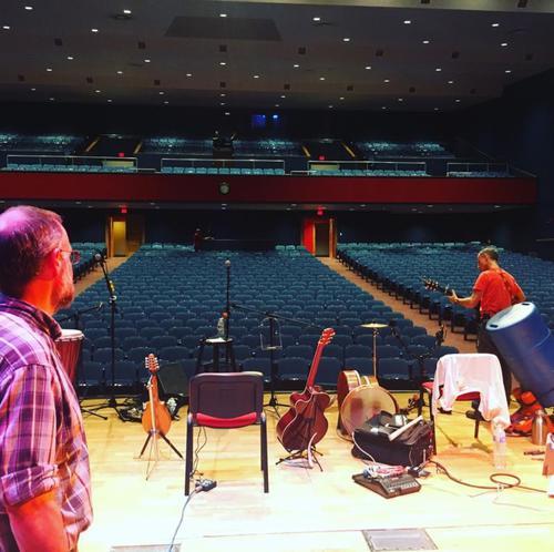 OctNov 2017 Billy in Tucson Abe Jam in NC