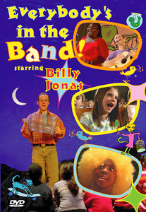 Everybodys In The Band  DVD for familyyoung audiences